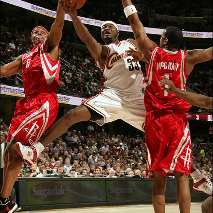 Cavaliers: Cavaliers vs. Rockets - February 19th, 2008