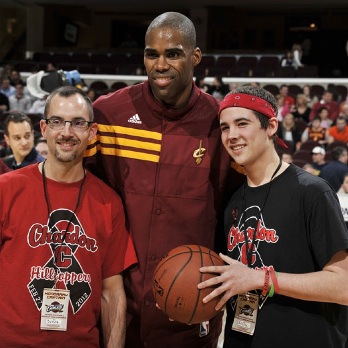 Cavaliers vs. Rockets - March 11, 2012