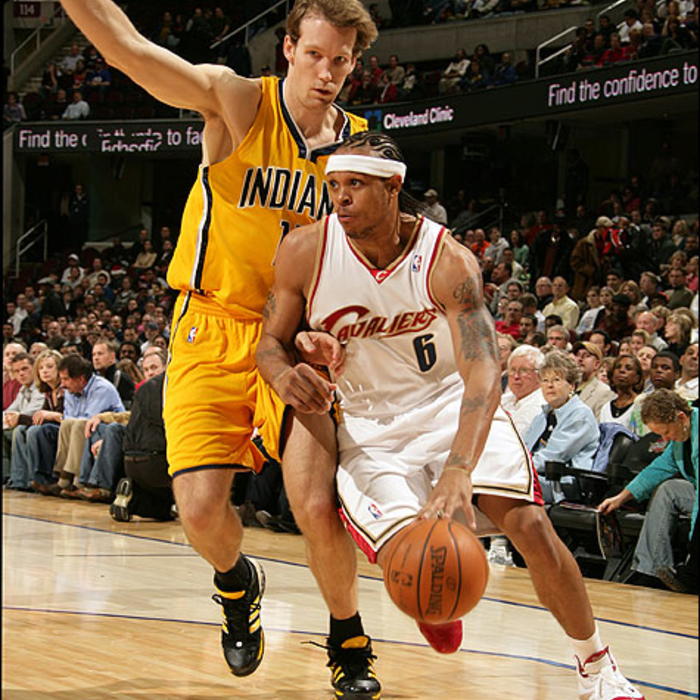 Cavaliers: Cavs vs. Pacers - December 11th, 2007
