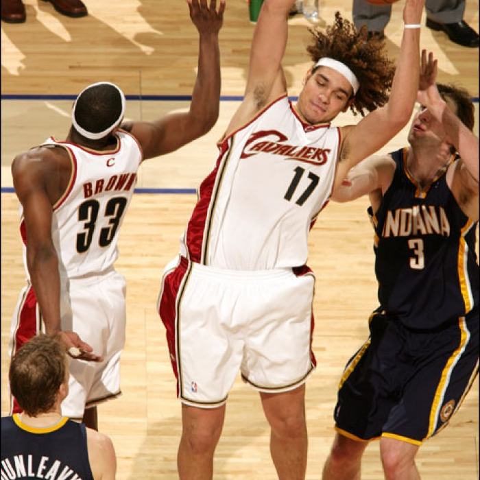 Cavaliers: Cavaliers vs. Pacers - March 8th, 2008