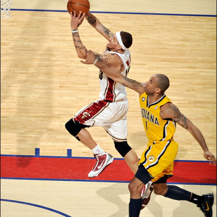 Cavaliers vs. Pacers - March 17, 2010