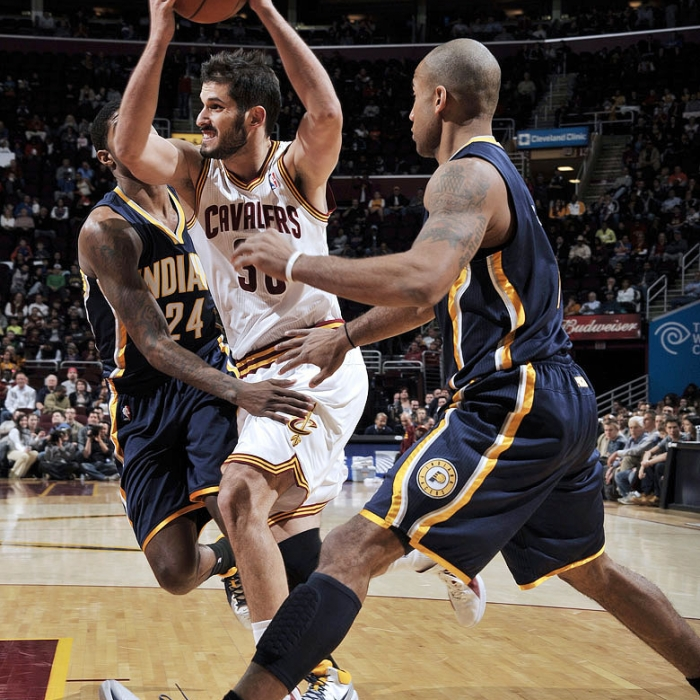 Cavaliers vs. Pacers - February 15, 2012