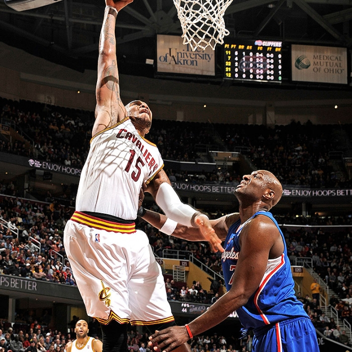 Cavaliers vs. LA Clippers - March 1, 2013