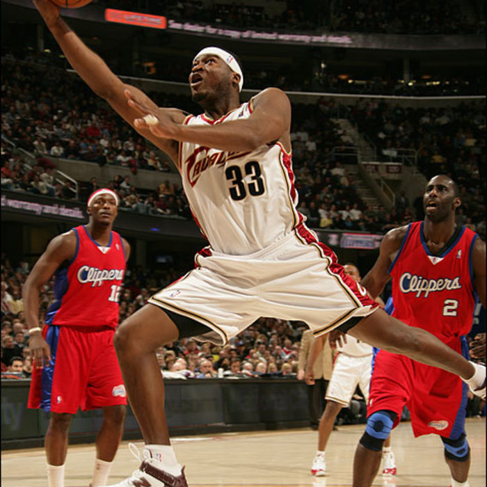 Cavaliers: Cavaliers vs. Clippers - February 2nd, 2008
