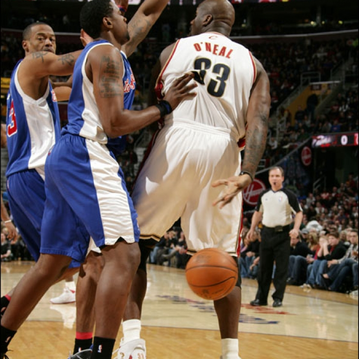 Cavaliers vs. Clippers - January 31st, 2010