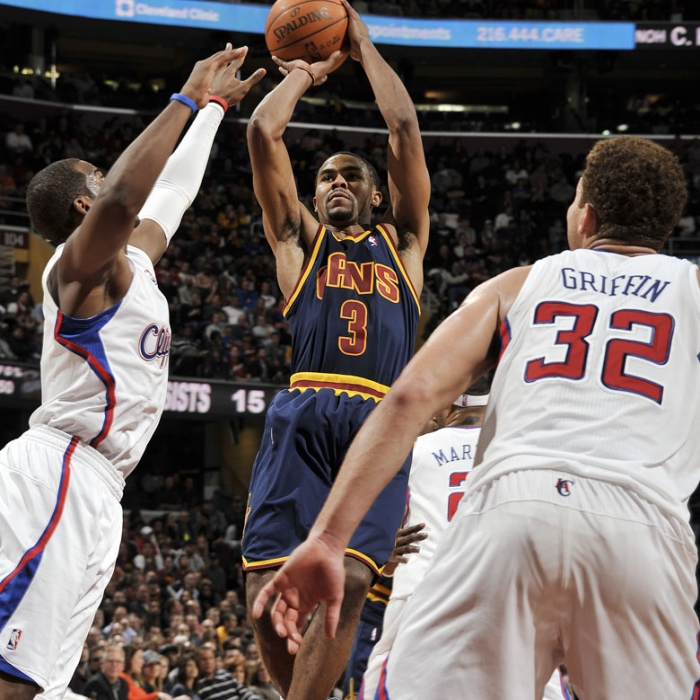 Cavaliers vs. Clippers - February 8, 2012