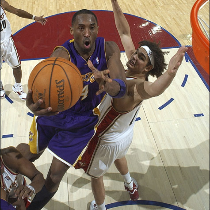 Cavaliers: Cavaliers vs. Lakers - February 11th, 2007