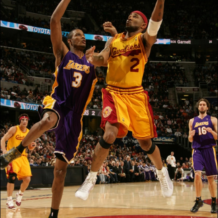 Cavaliers vs. Lakers - February 8th, 2009