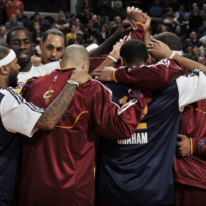 Cavaliers vs. Lakers - February 16, 2011