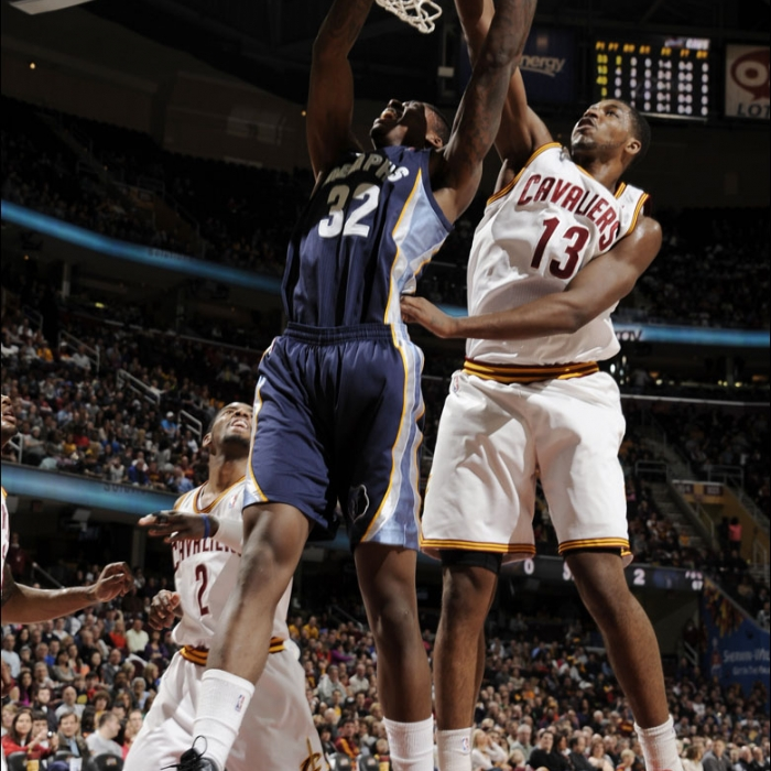 Cavaliers vs. Grizzlies – March 8, 2013