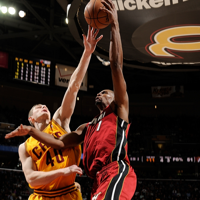 Cavaliers vs. Heat - March 20, 2013