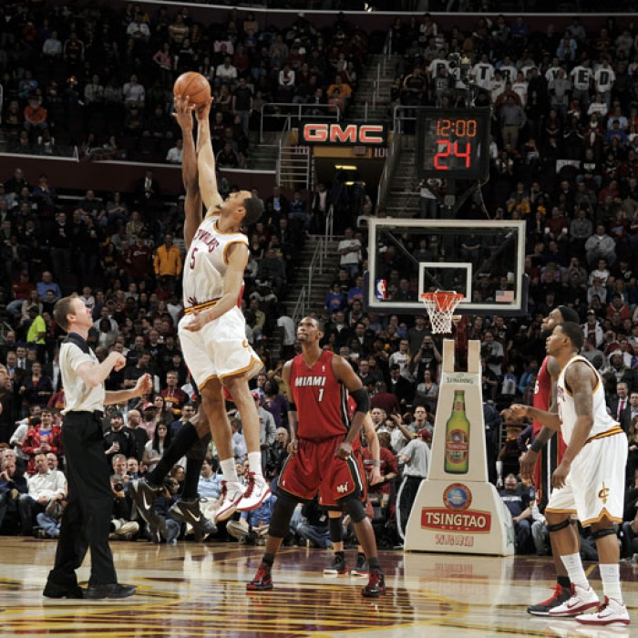 Cavaliers vs. Heat - March 29, 2011