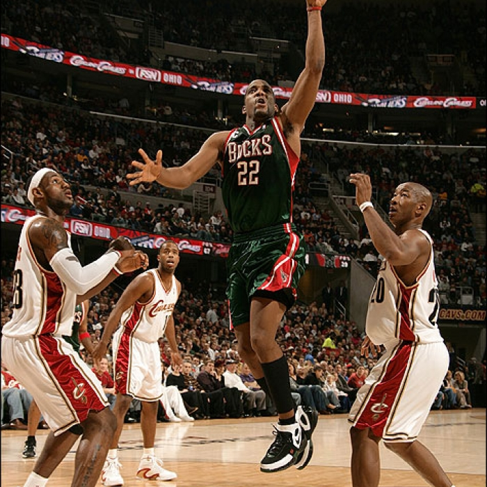 Cavaliers: Cavaliers vs. Bucks - December 29th, 2006