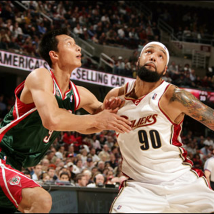 Cavaliers: Cavaliers vs Bucks - December 17th, 2007