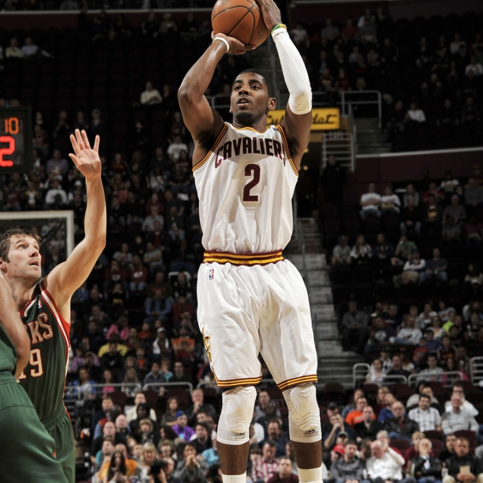 Cavaliers vs. Bucks - March 30, 2012