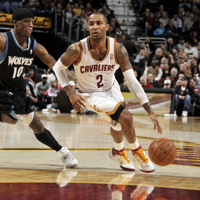 Cavaliers vs. Timberwolves - December 26th, 2010