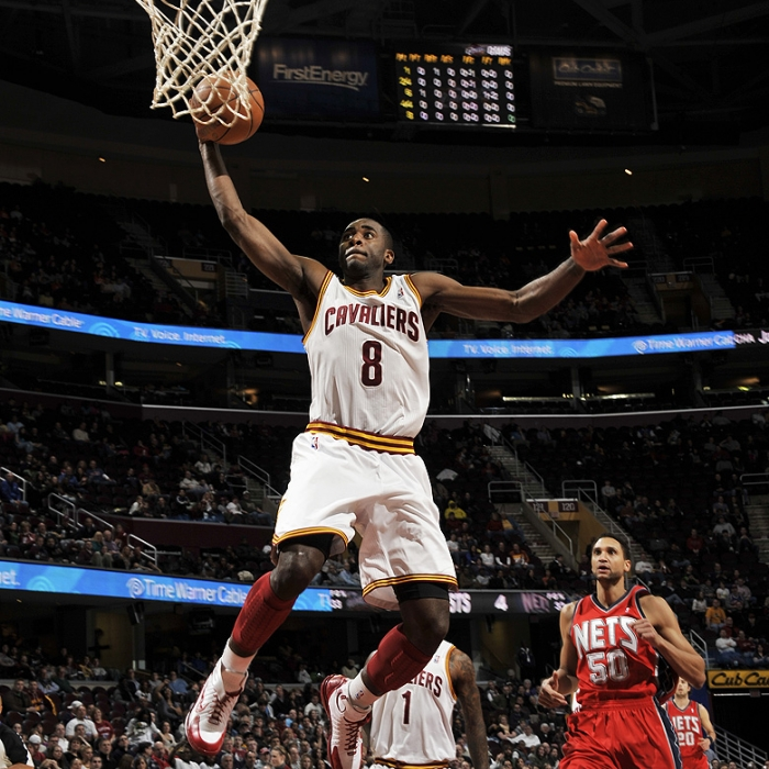 Cavaliers vs. Nets - Wednesday, March 23rd, 2011