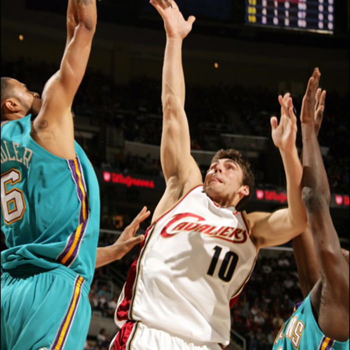 Cavaliers: Cavaliers vs. Hornets - March 26th, 2008