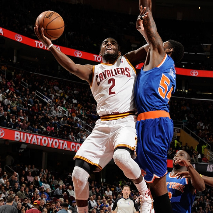 Cavaliers vs. Knicks - April 12, 2013