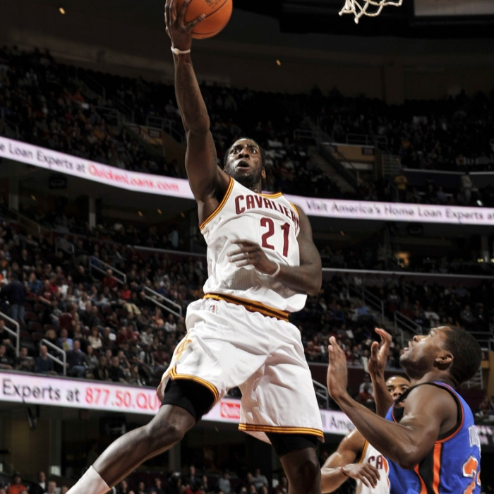 Cavaliers vs. Knicks - February 25, 2011