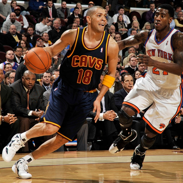 Cavaliers vs. Knicks - January 25, 2012