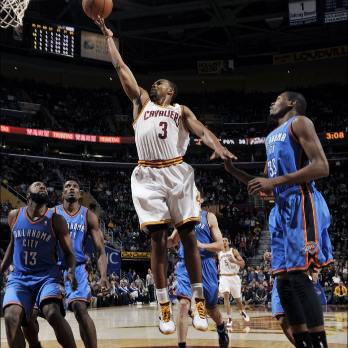Cavaliers vs. Thunder - March 13th, 2011