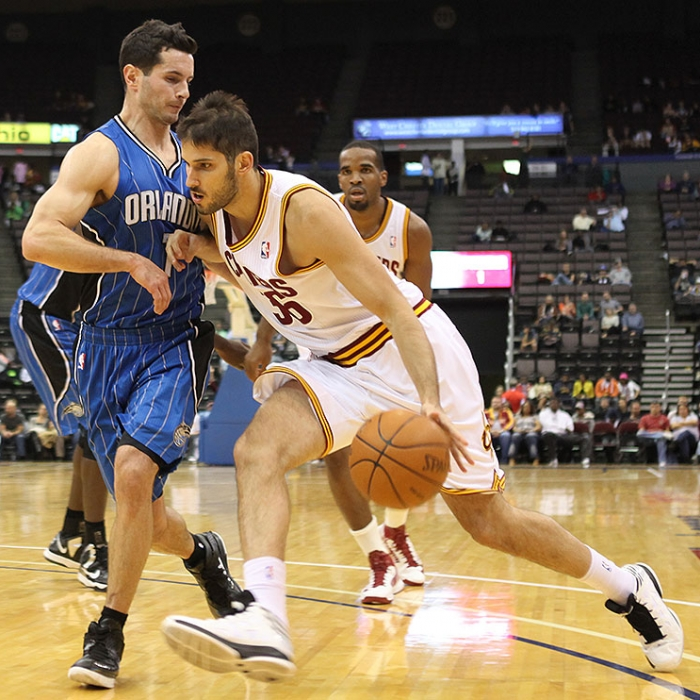 Cavaliers vs. Magic - October 15, 2012