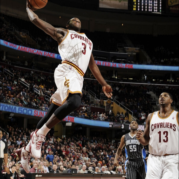 Cavaliers vs. Magic – February 8, 2013
