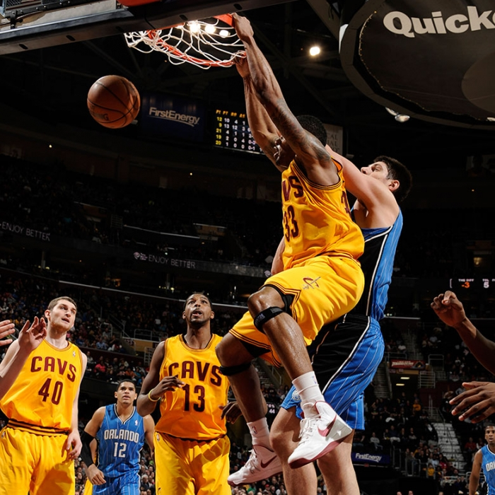 Cavaliers vs. Magic - April 7, 2013
