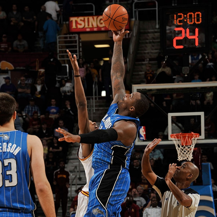 Cavaliers vs. Magic - April 15, 2012