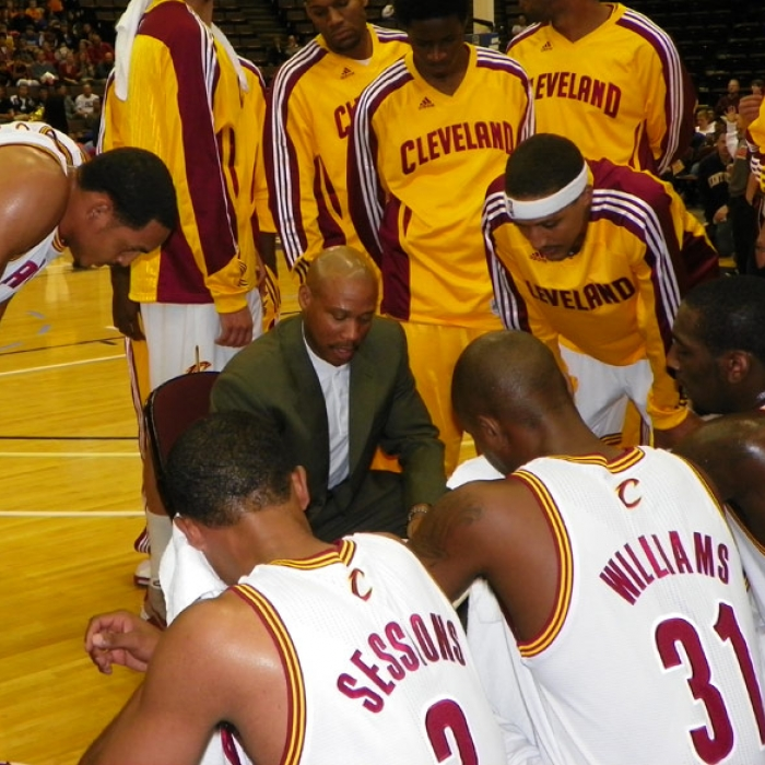 Cavaliers vs. 76ers - October 19, 2010