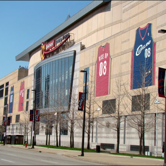 Cavaliers: 2008 Playoffs: The Q Rises Up!