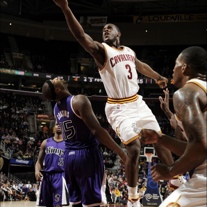 Cavaliers vs. Kings - January 2, 2013