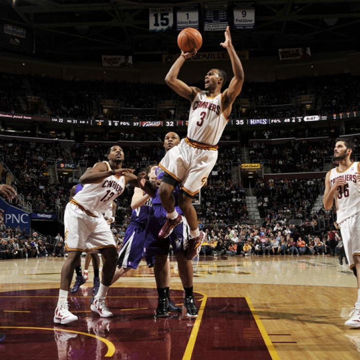 Cavaliers vs. Kings - February 19th, 2012