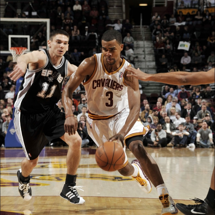 Cavaliers vs. Spurs - March 2nd, 2011