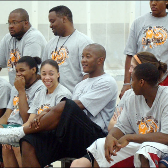 Cavaliers: 2008 Eric Snow Basketball Camp