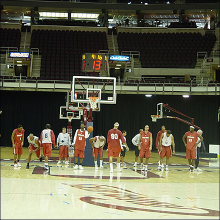 Cavs Training Camp 2006-Day 3