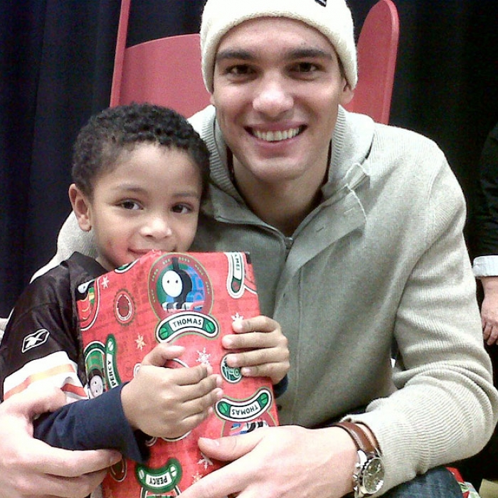Toy Drive Party - December 18, 2011