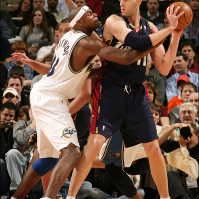 Cavaliers: Cavaliers vs. Wizards - January 23rd, 2008