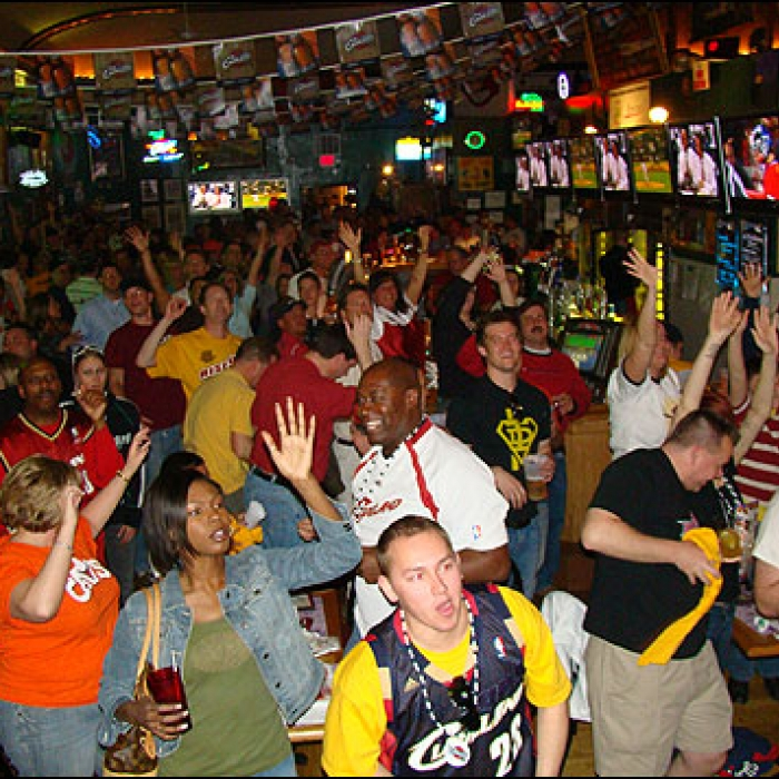 Cavaliers: Cavaliers Playoff Watch Party - 4/24/2008