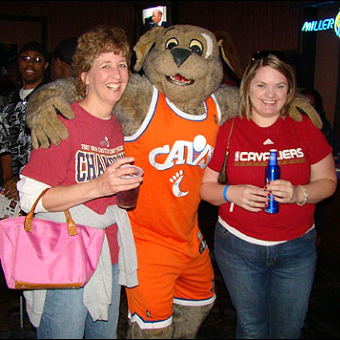 Cavaliers: Cavaliers Playoff Watch Party - 4/27/08