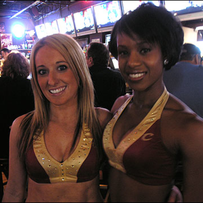 Cavaliers: Cavaliers Playoff Watch Party - 5/8/08