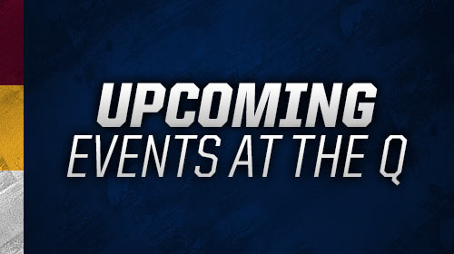 Upcoming Events at The Q