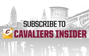 Cavaliers Insider Signup