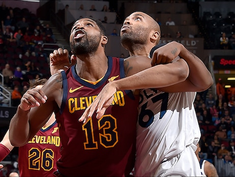 Wolves Cool Cavs Off at The Q