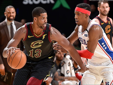 Cavs Get Defensive, Squash Shorthanded Sixers