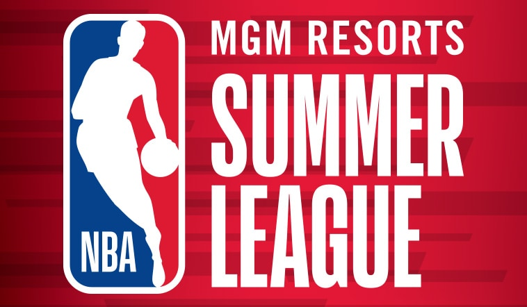 Schedule Announced for MGM Resorts Summer League 2018