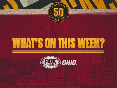 What to Watch on FOX Sports Ohio This Week