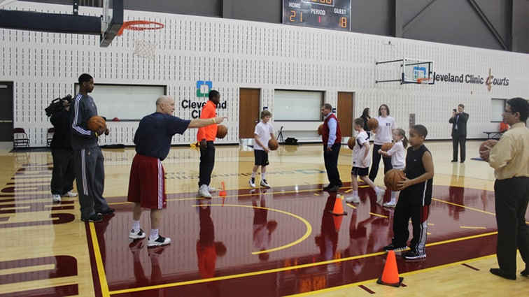 Cavaliers Youth Basketball Summer Camps