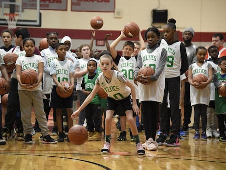 Dec. 7, 2019 | Jr. Celtics Leagues - Madison Park Community Center